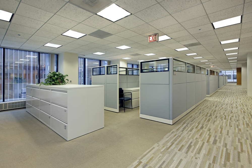 Interior Commercial Build Outs St